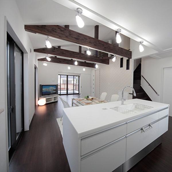 デザインコンセプトの家
